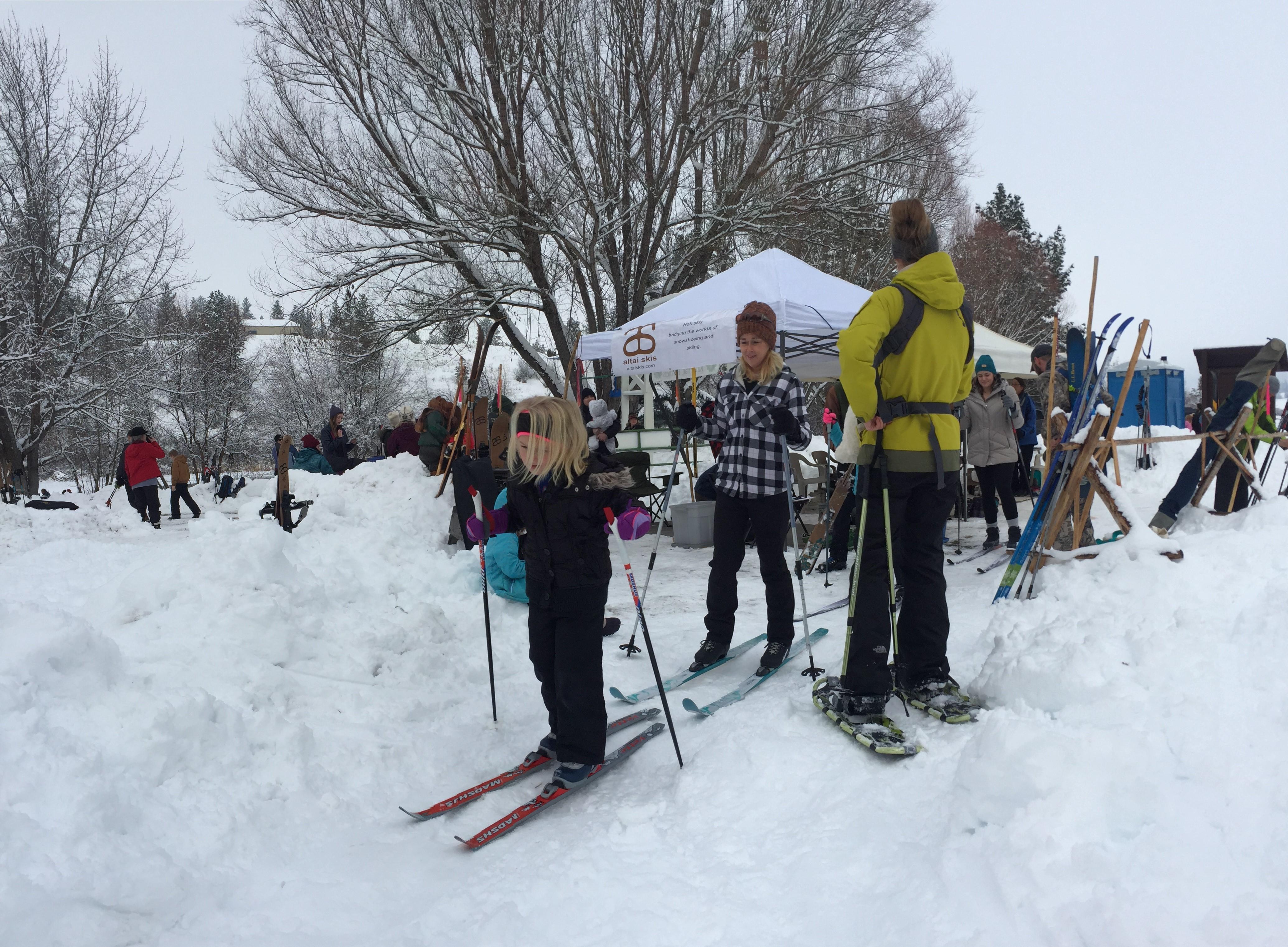 Bob 2018 Ski Day 2